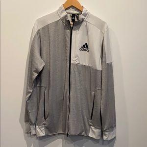 NEW Men's Adidas Front ZipJacket